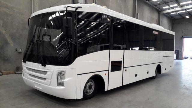 Charter Tour Coach 2